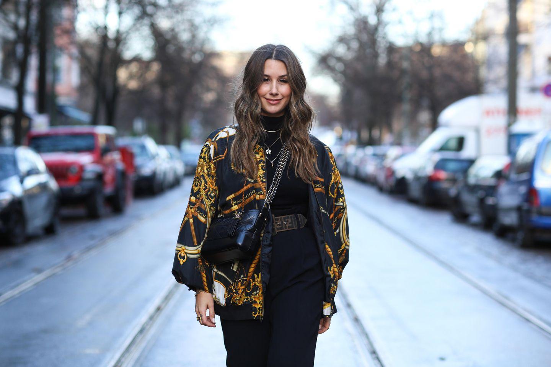 Berlin Fashion Week: Janina Pfau