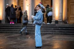Berlin Fashion Week: Vicky Heiler
