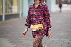 Berlin Fashion Week: Karin Teigl