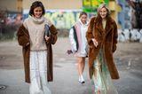 Berlin Fashion Week: Laura Noltemeyer und Mandy Bork