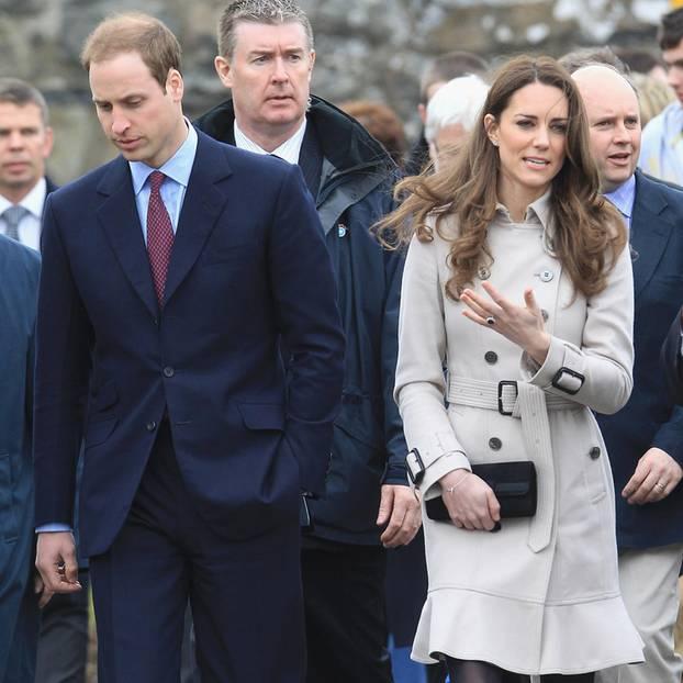 Liebesaffäre Hat Prinz William Kate Betrogen Brigittede