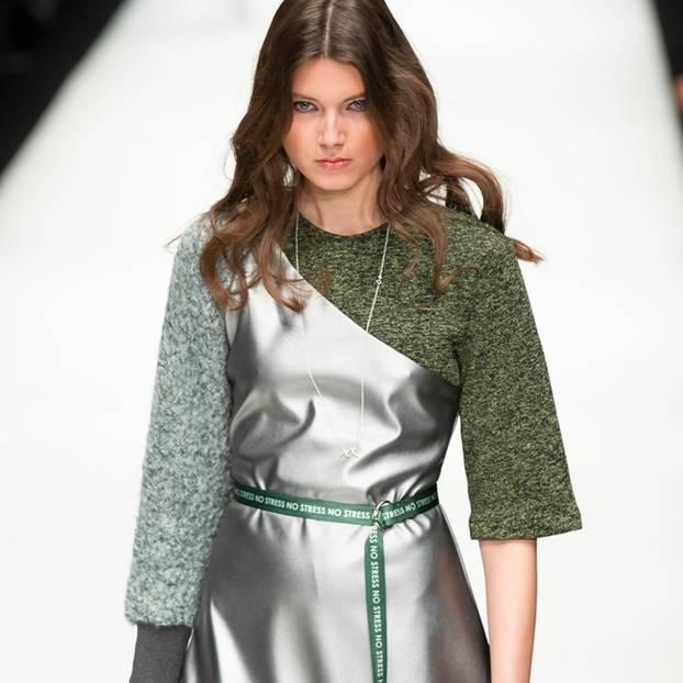 Fashion Week Berlin 2019: Model bei Rebekka Ruétz