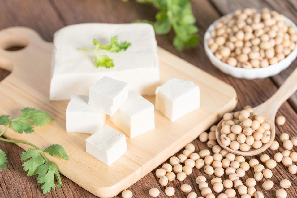 Alleskönner Tofu - gesund und vielseitig