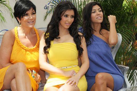 Vontouring: Die Kardashians schminken sich nicht nur das Gesicht!