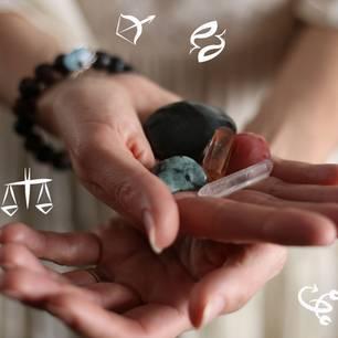 Heilende Kristalle: Finde Deinen persönlichen Schutzstein