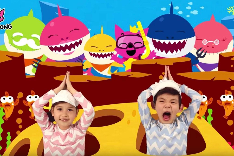 """Geh mir weg mit """"Baby Shark"""": Der neue Kinderlied-Horror nach """"Schnappi"""""""