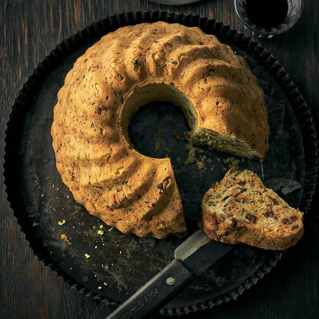 Herzhafte Kuchen Verfuhrung Aus Dem Ofen Brigitte De