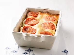 Spinat Gorgonzola Lasagne