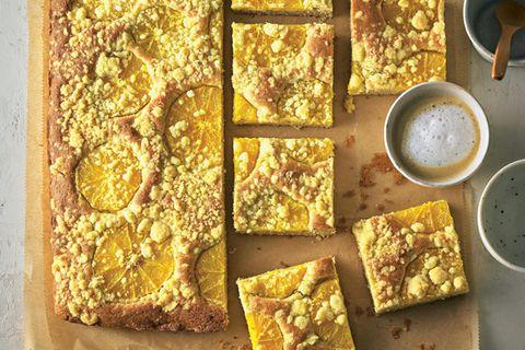 Orangen-Streusel-Kuchen