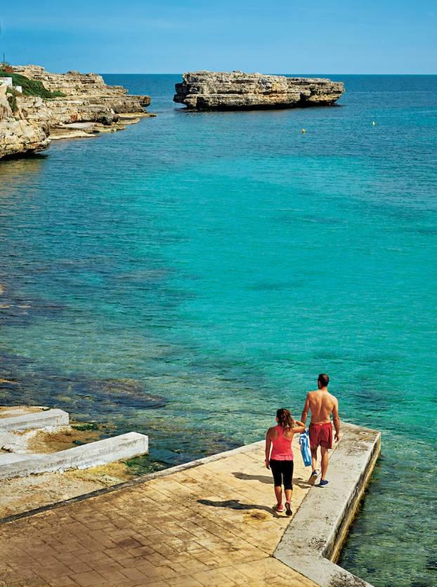 Menorca - Badefreude