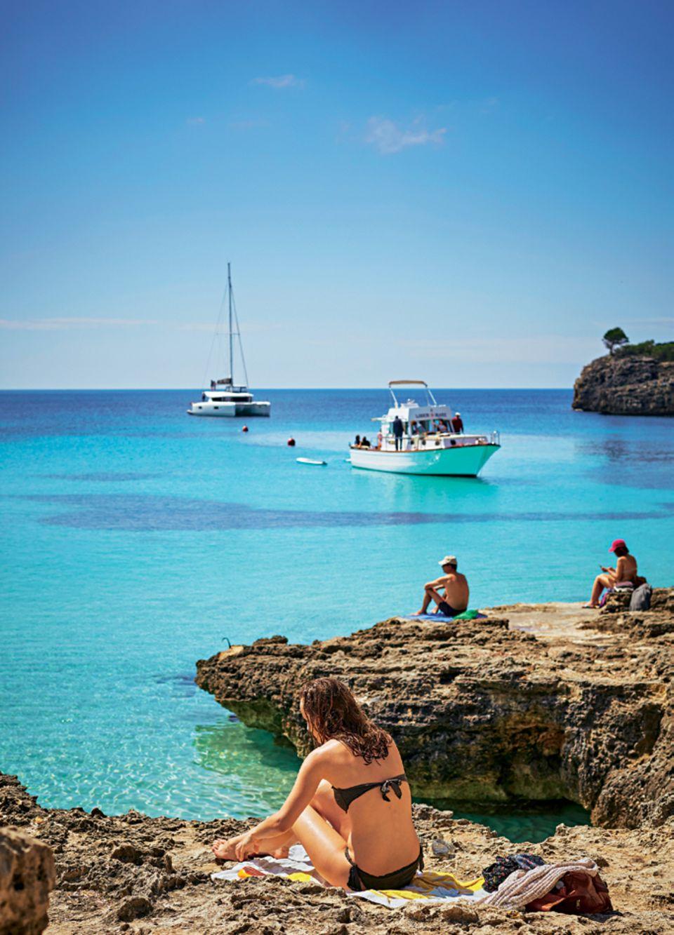 Menorca - Strand Cala Turqueta