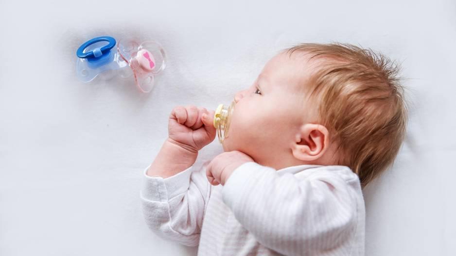 Mama verrät Schnuller-Trick, mit dem ihr Baby nachts durchschläft