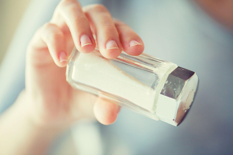 Salz: Schädlich oder nicht? - Foto von Salzstreuer