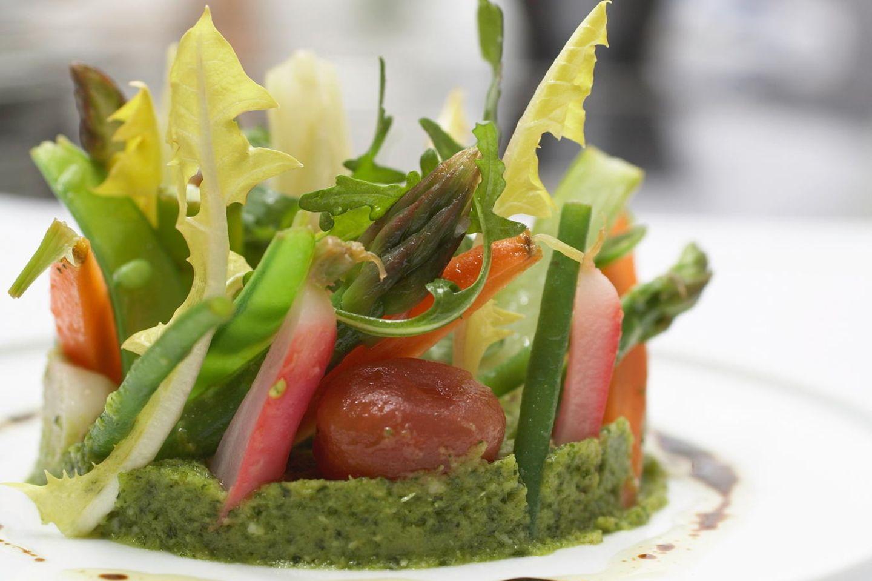 Zucchini-Galettes