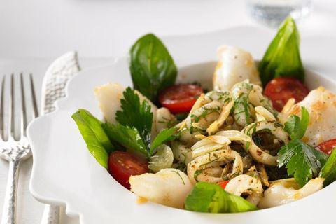 Calamari-Salat