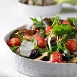 Tomaten-Artischocken-Salat
