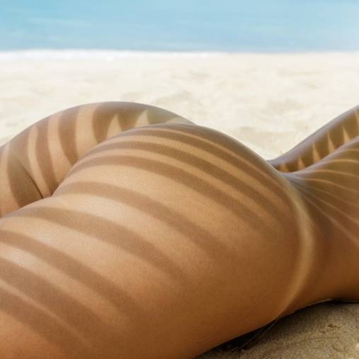 Megan Marie: Dieser nackte Po reist um die Welt