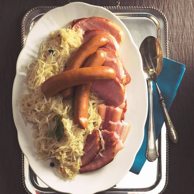 Sauerkraut genießen wie im Elsass