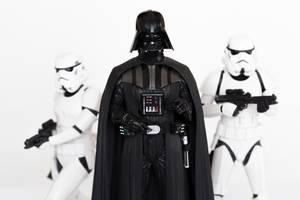 Lehrer, ihr habt mehr Macht als Darth Vader
