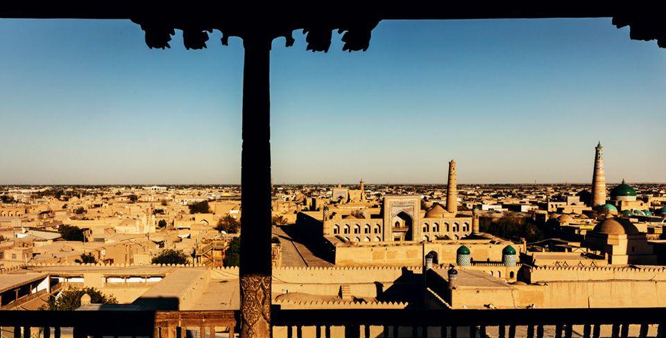 Usbekistan: Altstadt von Buchara