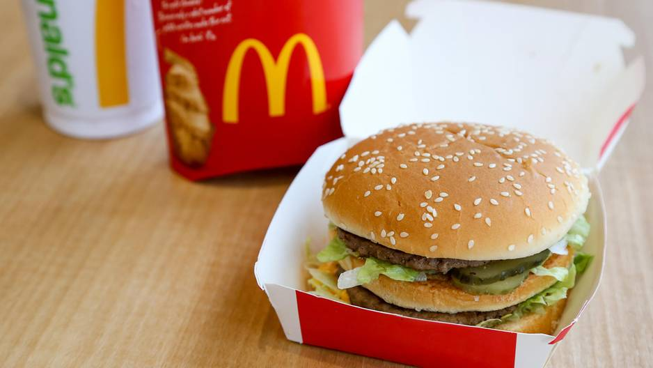 Prozess: McDonald's verliert Recht auf 'Big Mac'
