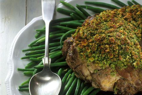Lammkeule: Der perfekte Sonntagsbraten