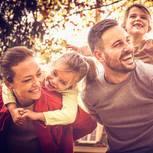 Simple Parenting: Glückliche Familie