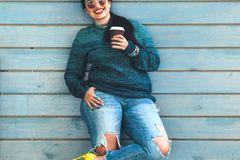 Figurberatung Jeans: Frau Jeans Oberschenkel