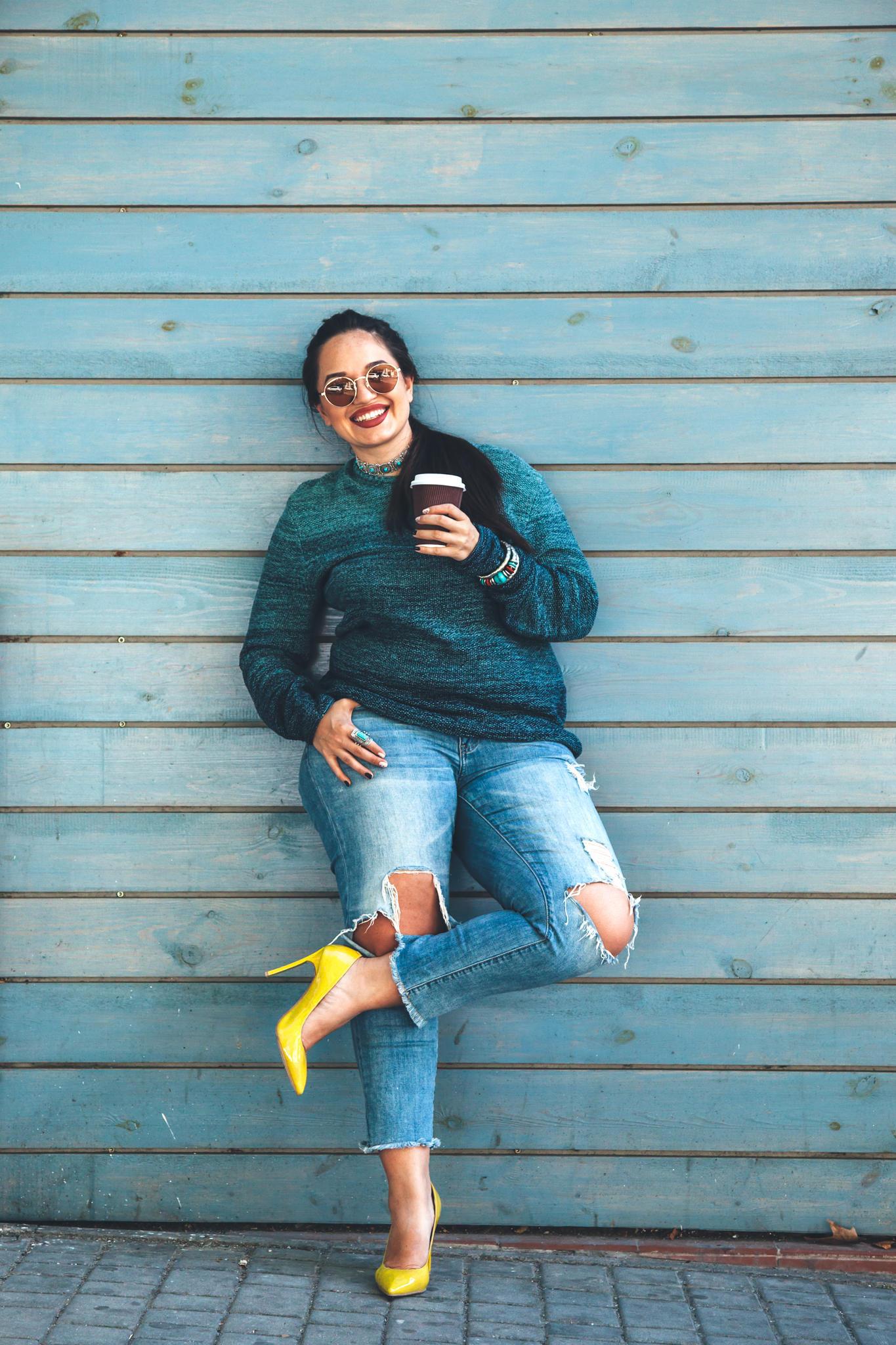 Kräftige Oberschenkel: Figurberatung: Diese Jeans