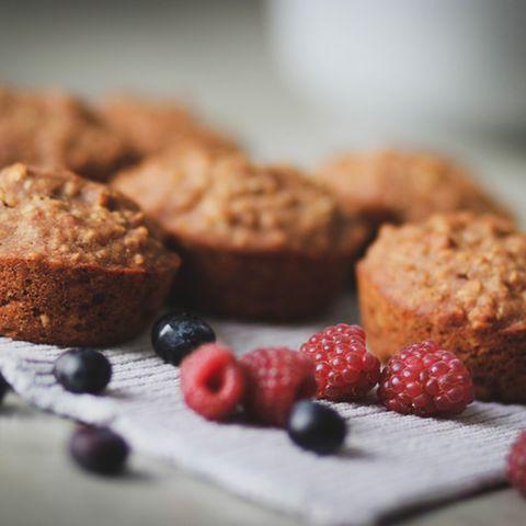Glutenfreie Frühstücksmuffins