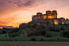 Emilia Romagna - Burgen und Schlösser