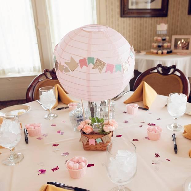 Heißluftballon Basteln Ideen Anleitungen Und Tipps