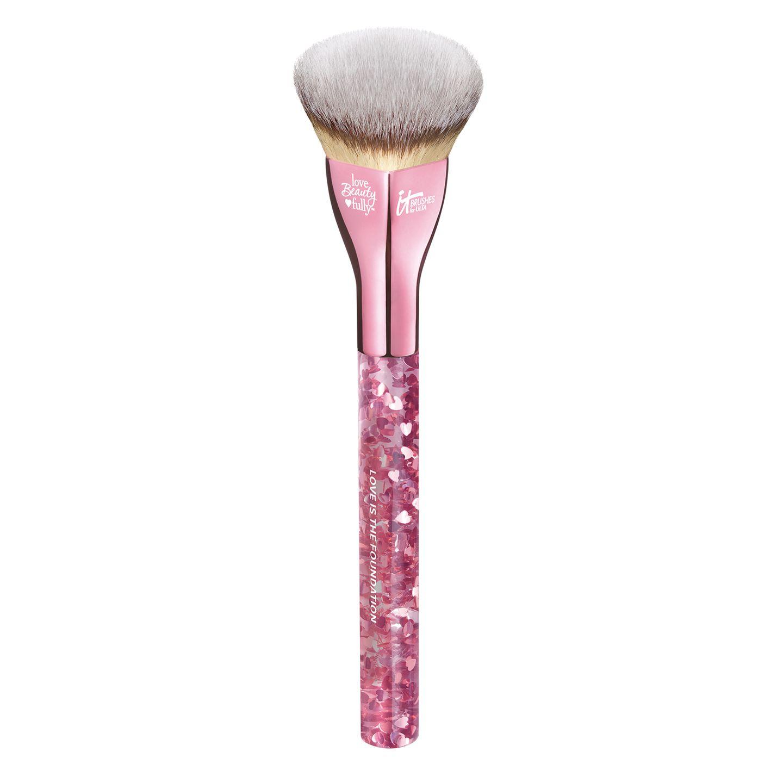 Valentinstagsgeschenke, die wir uns selber machen: It Cosmetics Heart Brush