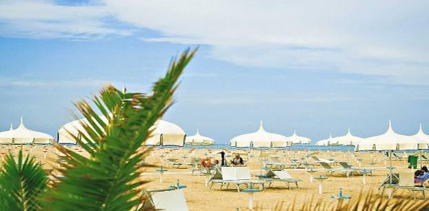 Rimini: Strand