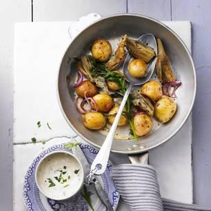 Kartoffelpfanne Rezepte