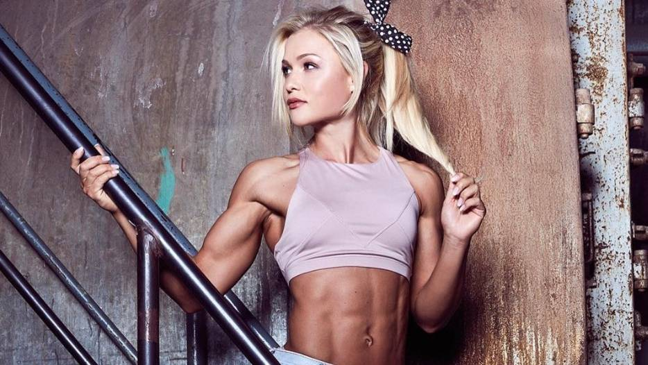 Sophia Thiel schockt mit Muskel-Fotos