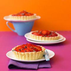 Erdbeer-Schoko-Tarteletts