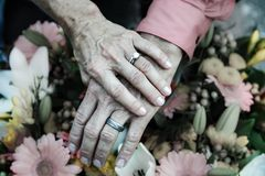 Ehepaar feiert 81. Hochzeitstag