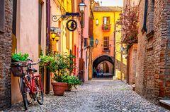 Emilia-Romagna: Ferrara