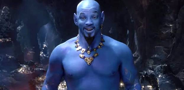 """Aladin""-Trailer enthüllt Genie"