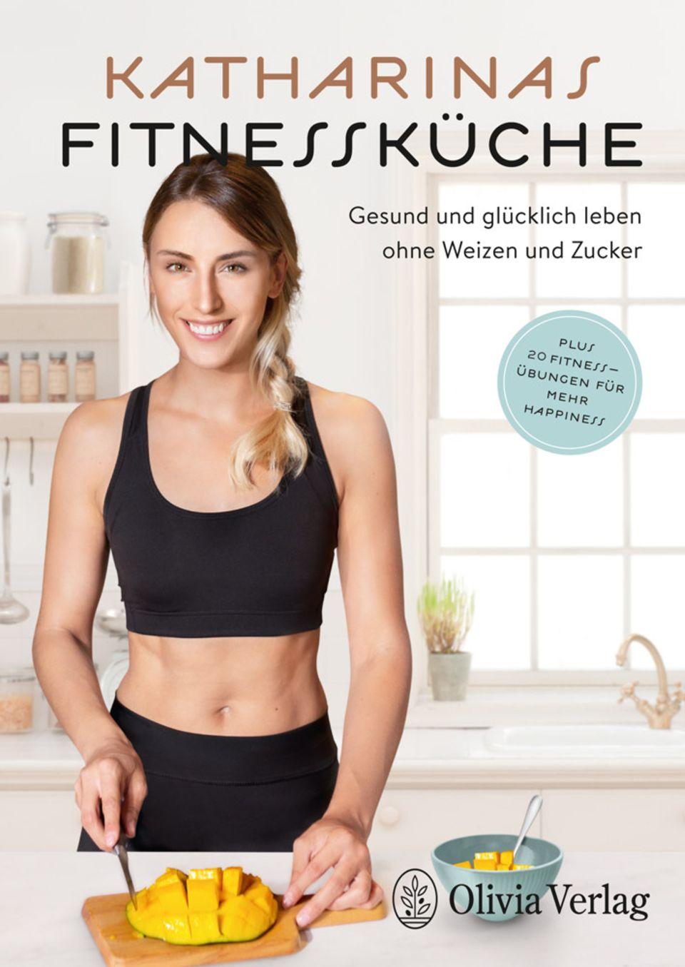 Katharinas Fitnessküche Cover
