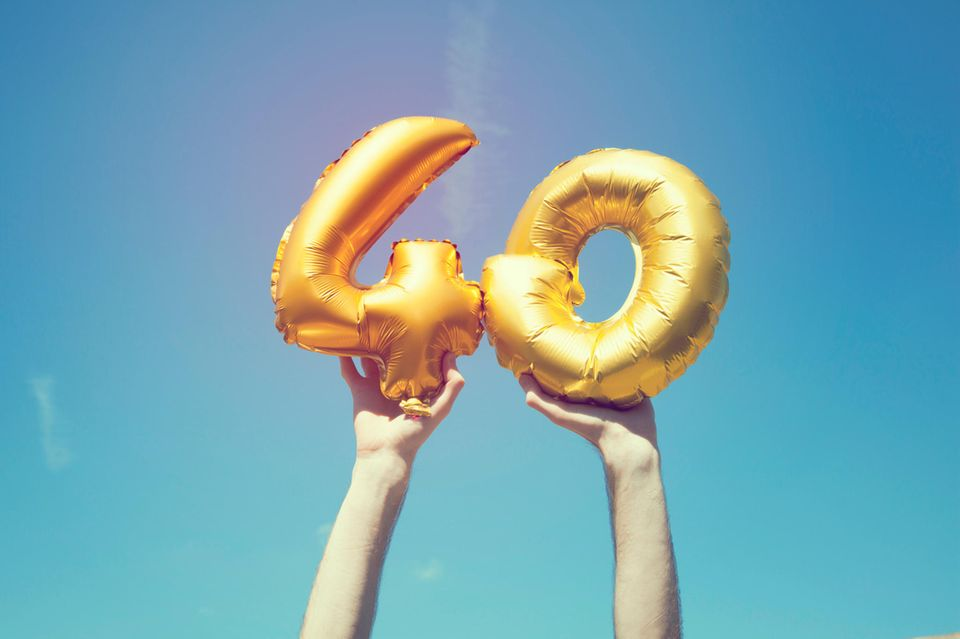 Bullshit-Bingo zum 40. Geburtstag