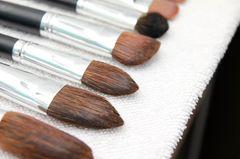 Zeitfresser loswerden: Make-up-Pinsel