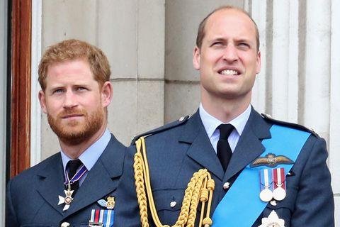 Prinz William & Prinz Harry: Darum werden ihre Kinder unterschiedliche Nachnamen tragen