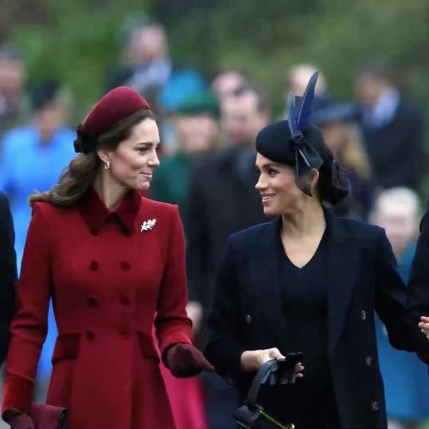 """Prinz William bestätigt: """"Kate und ich haben Konflikte mit Harry und Meghan"""""""