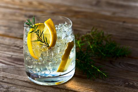 Intelligenz: Gin Tonic