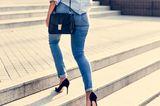 Figurberatung Jeans: Frau Jeans grosser Po