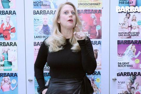 Barbara über resteessen