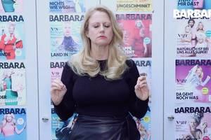 Barbara über blumenstraeusse