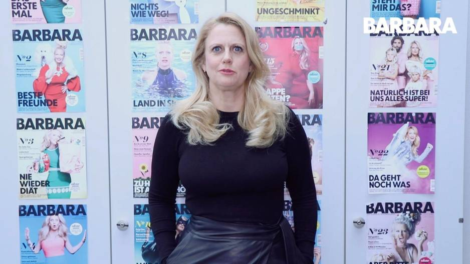 Barbara über einrichtungssuende